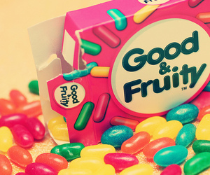 candy, jelly beans, and color image