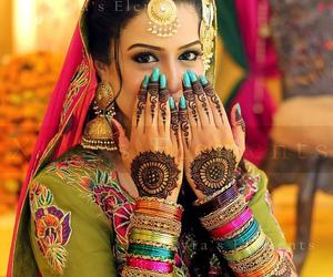 accessorise, bride, and fashion image