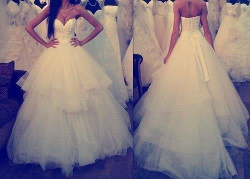 29 images about novia on we heart it | see more about dress, wedding