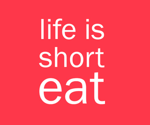 eat and life image