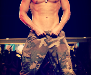 channing, Hot, and military image