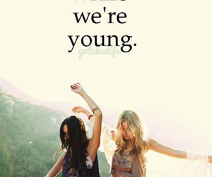 young and live image