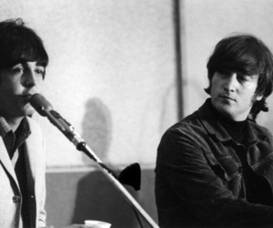 john lennon, Paul McCartney, and 60s image