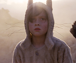 where the wild things are and boy image