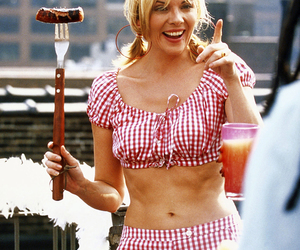 Kim Cattrall, sex and the city, and milf image