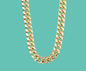 chain and gold image