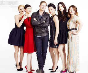 once upon a time, josh dallas, and lana parrilla image