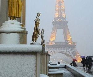 paris, france, and winter image