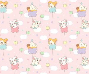 hamtaro, kawaii, and pink image