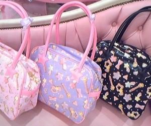 girly, handbags, and kawaii image