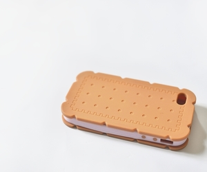 biscuit, case, and cookie image