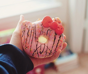 donuts, squishy, and cute image