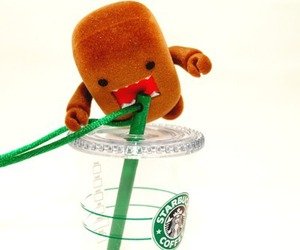starbucks, domo, and photography image