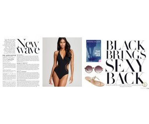 beach, fashion, and Polyvore image