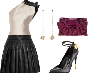 fashion, Polyvore, and Valentino image