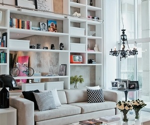 beautiful, interior, and sofa image