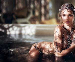 model and Natalia Vodianova image