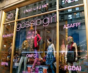 gossip girl, shop, and store image