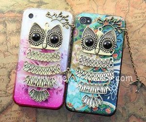 owl, case, and iphone image