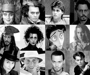 johnny depp and johnny deep image