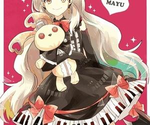 vocaloid, kawaii, and mayu image