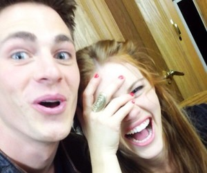 teen wolf, holland roden, and colton haynes image