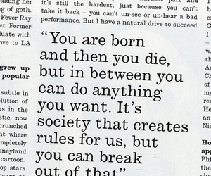 quotes, society, and life image