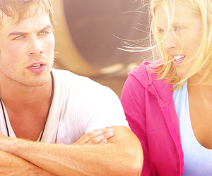 ian somerhalder, shannon, and lost image
