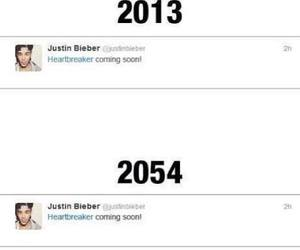 justin bieber, heartbreaker, and soon image