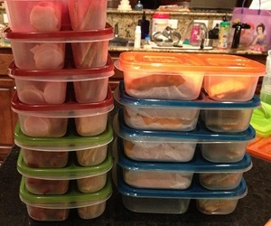 More than 150 lunch ideas... the containers are really cute and cheap too!.