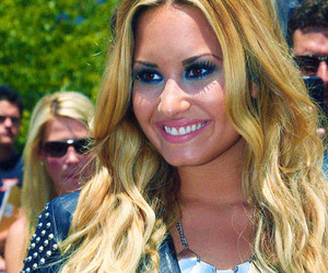 demi lovato, pretty, and girl image