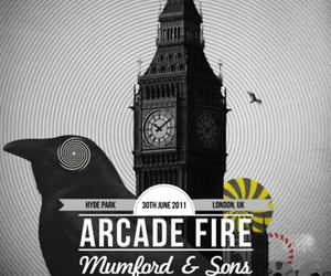 arcade fire, Beirut, and music image