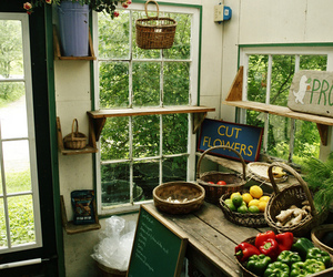food, garden, and healthy image