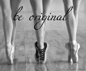 original, ballet, and dance image