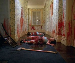 horror, murder, and The Shining image