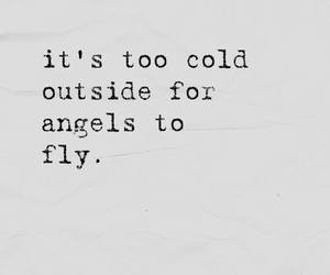 quote, angel, and ed sheeran image