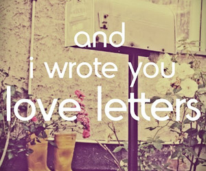 letters and wrote image