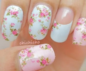 art, nails, and blogspot image