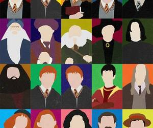 harry potter, characters, and hermione granger image