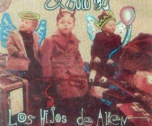 punk, el otro yo, and los hijos del alien image