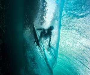 surf, water, and ocean image