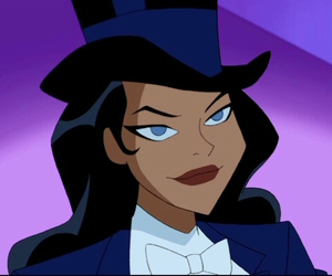 zatanna and the justice league image