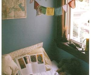 indie, vintage, and bed image