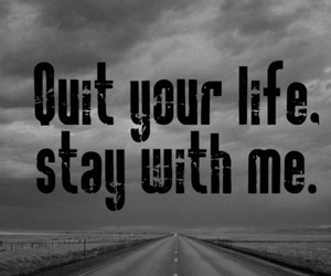 mxpx and quit your life image