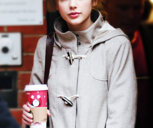 Taylor Swift, beautiful, and coffee image