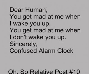 angry, clock, and funny image