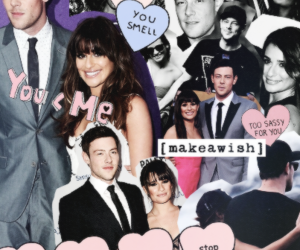 Collage, cory, and finn image