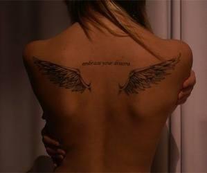 asas, inspiration, and tatuagem image