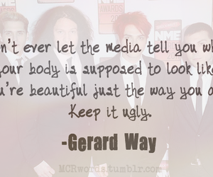 quote, mcr, and text image