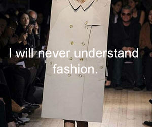 fashion, funny, and quote image